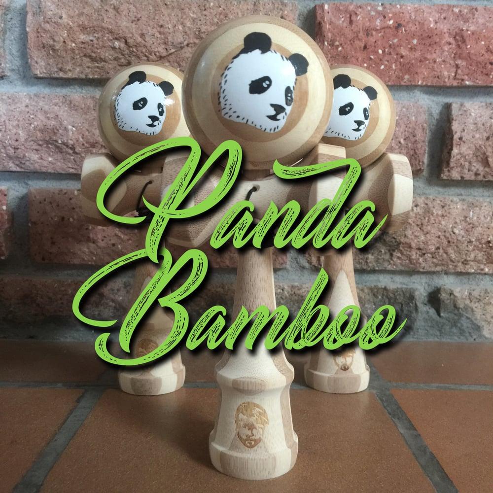 """Image of Panda Bamboo """"Pandama"""""""