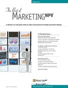 Image of The Best of MarketingNPV Journal - Volumes 1 & 2