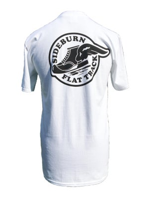 Image of Sideburn Flat Track T-shirt