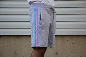 Image of Rainbow Sweat Shorts