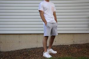 Image of Rainbow Sweat Shorts