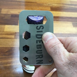 Image of Sideburn 304 Stainless Steel Multitool