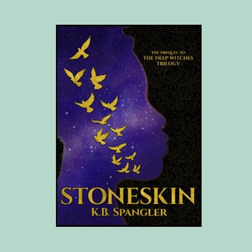 Image of Stoneskin - signed copy (preorder)