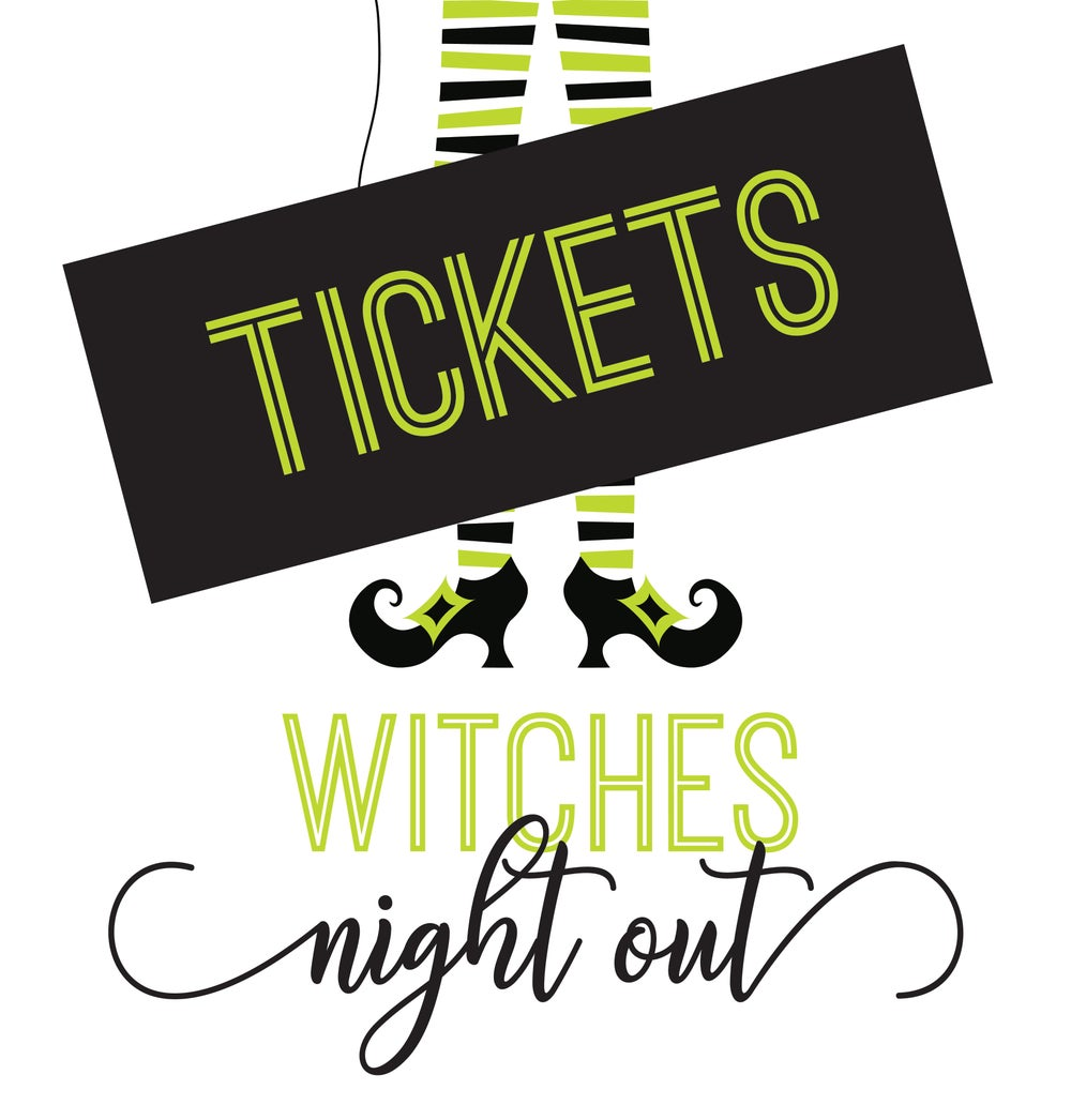 Image of Witches Night Out Tickets