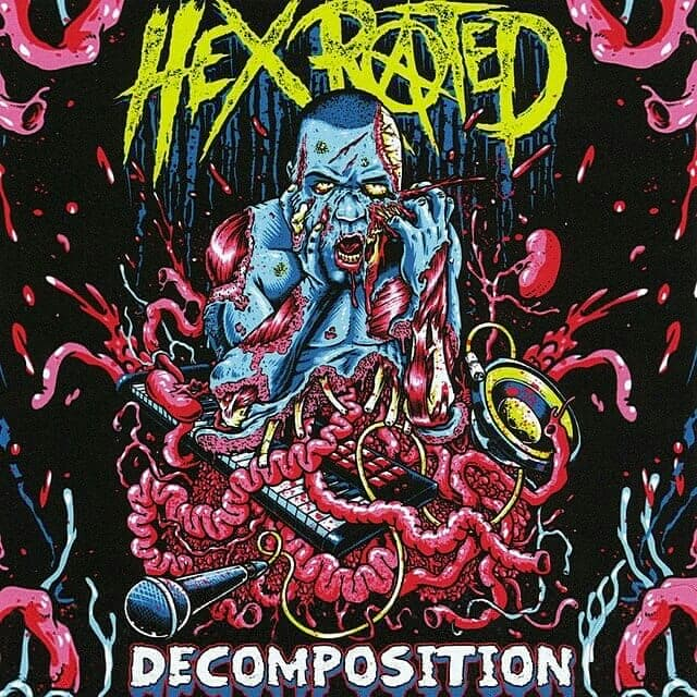 Image of HEX- RATED:  DECOMPOSITION CD