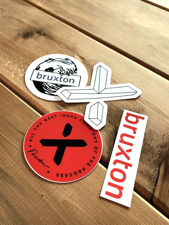 Image of Bruxton Sticker Pack