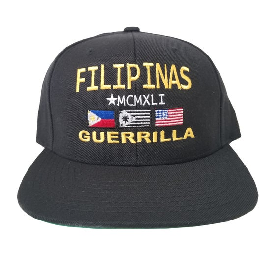 Image of FILIPINAS GUERILLA - SNAPBACK