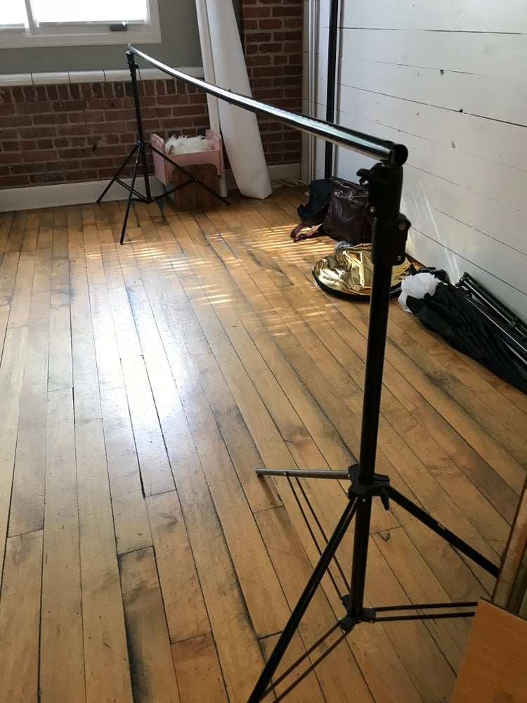 Image of Backdrop stands