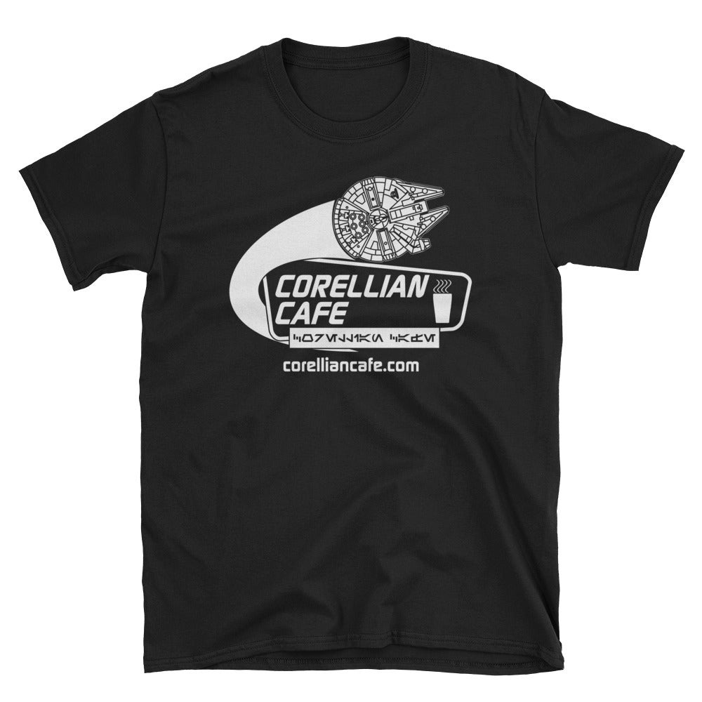 Image of Corellian Cafe T-shirt