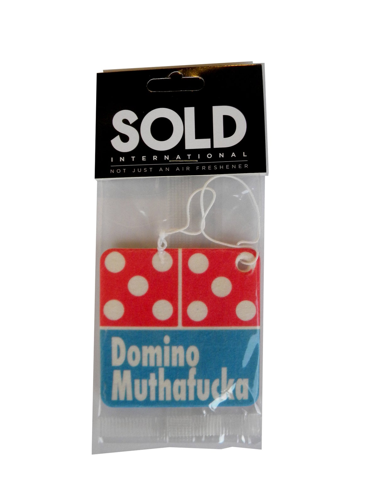 Image of Domino MuthaF*#%$a Freshener