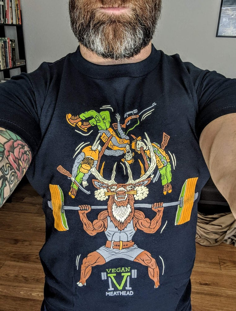 Image of BUCK CARNISM T-shirt