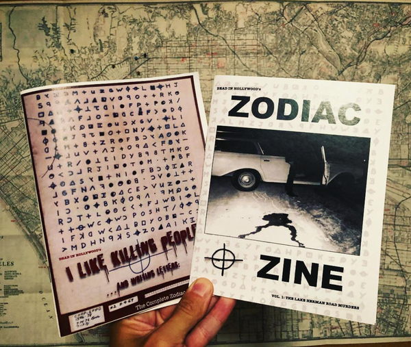 Image of Zodiac Zines