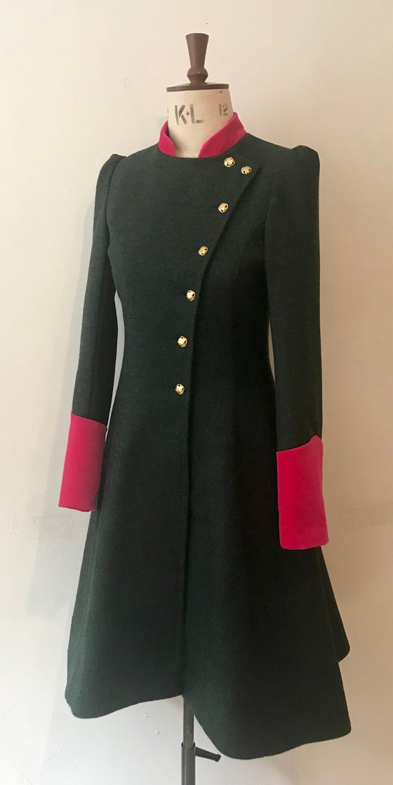 Image of Fencing Coat