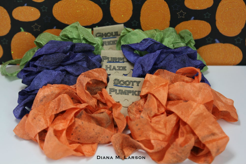 Image of Halloween Bundle, Crinkle Ribbon