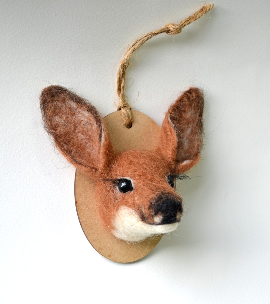 Image of Woodland Wall Series: Fawn
