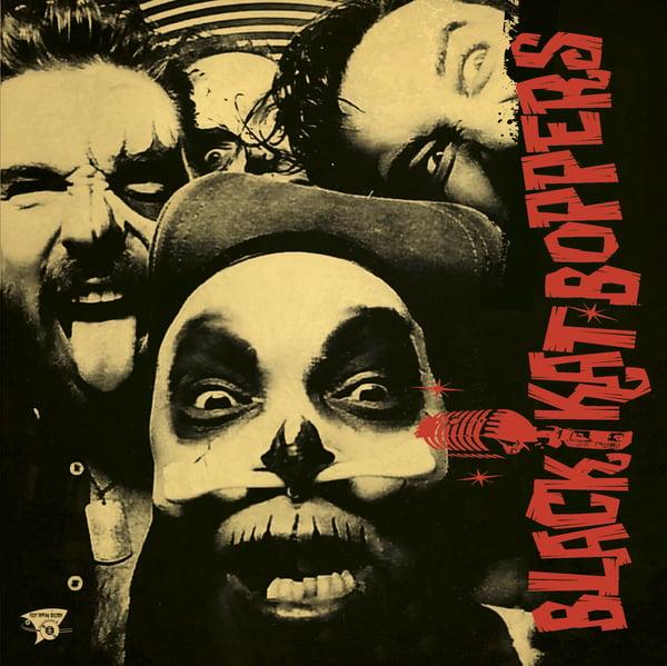 Image of Black Kat Boppers - 2018 CD