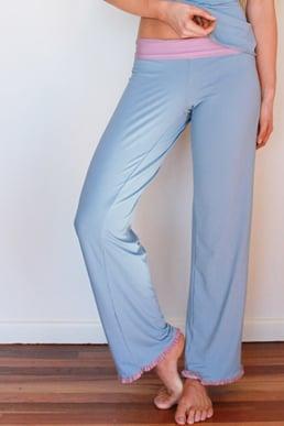 Image of Long Frill me Pants
