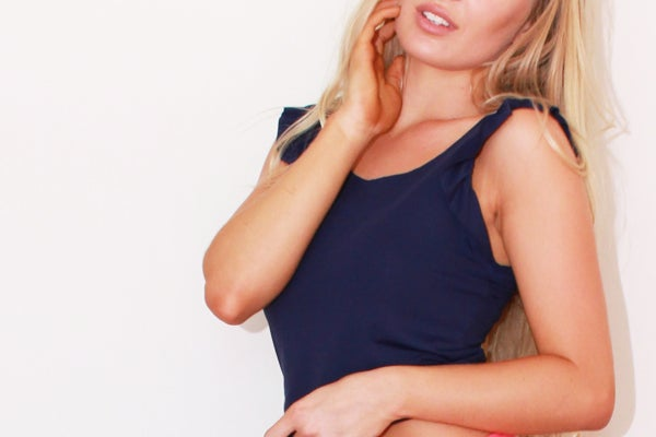 Image of Frill me Tank Top