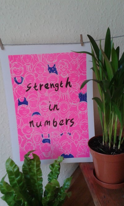 Image of Strength in Numbers