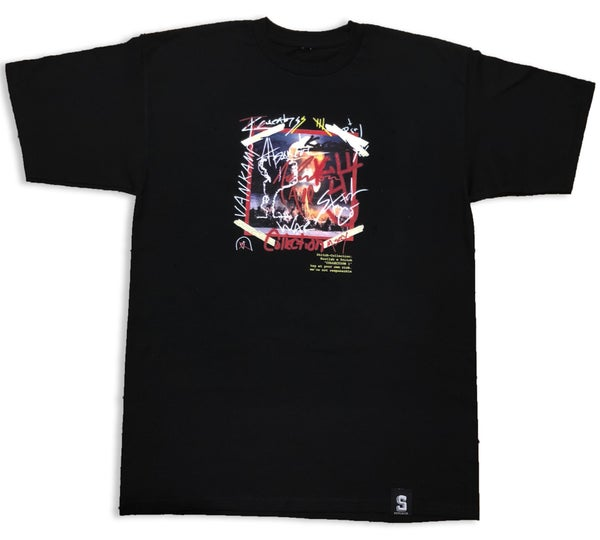 Image of Abandon All x Kcollab tee
