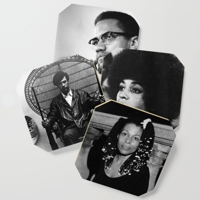 Image of The Black Power Mixtape (Coaster Set)
