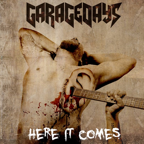 Image of HERE IT COMES  (full length studio album, free shipping)