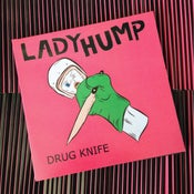 Image of LADYHUMP Drug Knife (CD)