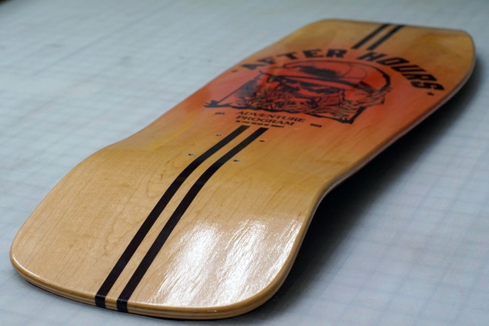 Image of Adventure Program Skateboard