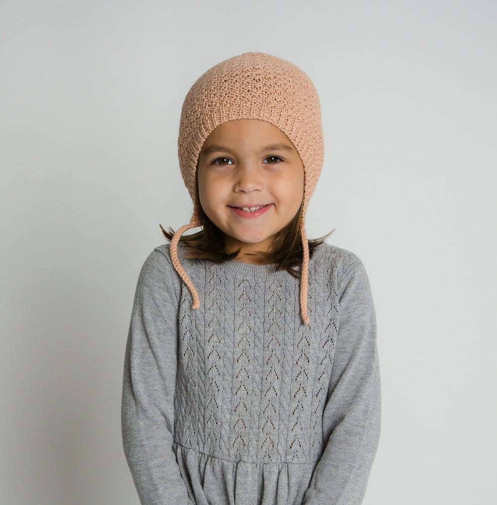 Image of Ica Bonnet - Blush