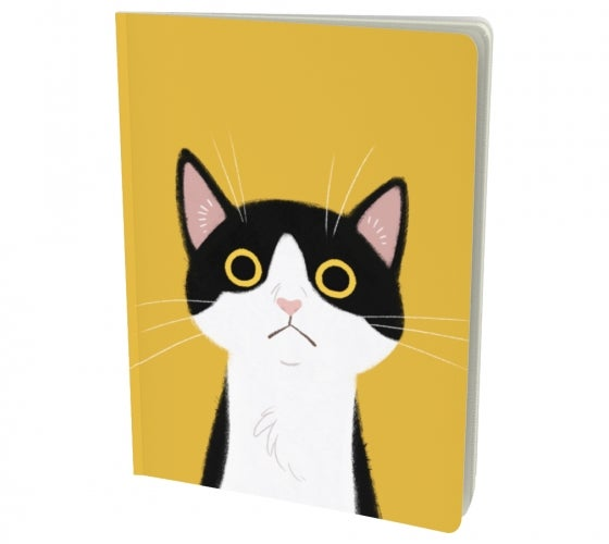 Image of Tuxedo Cat Sketchbook