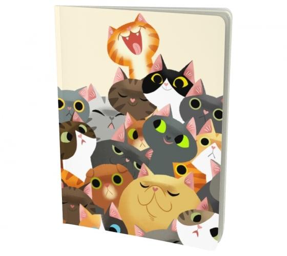 Image of Cat Crowd Sketchbook 2