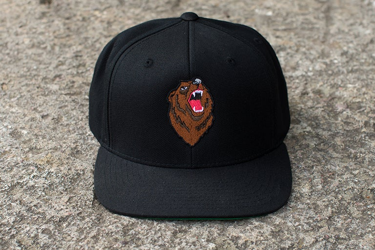 Image of Grizzly Snapback