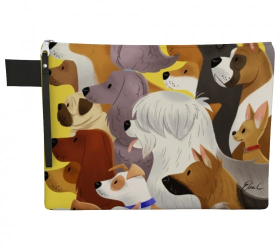 Image of Dog Pack Pencil Bag