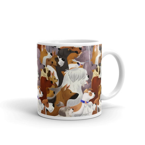 Image of Dog Pack Mug