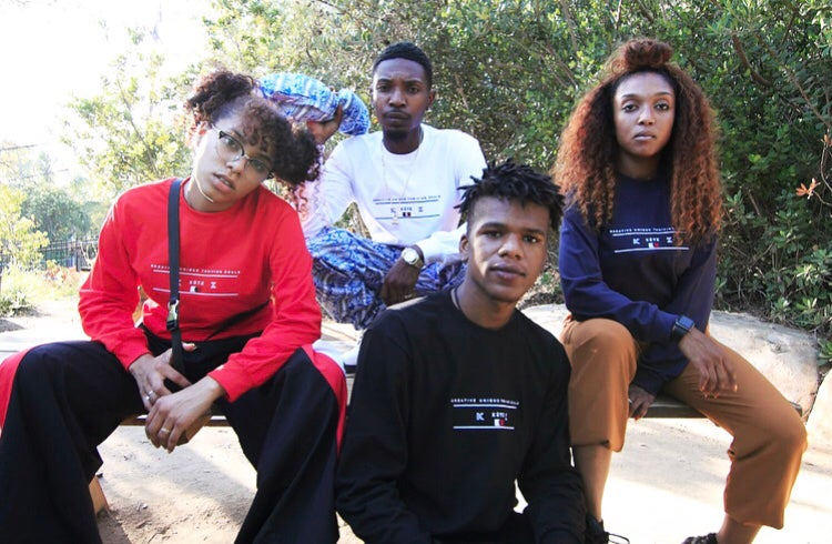 Image of Kreative Ünique Thriving Zouls Long Sleeves