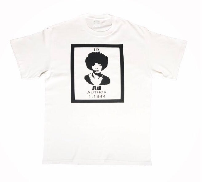 Image of Angela Davis T Shirt
