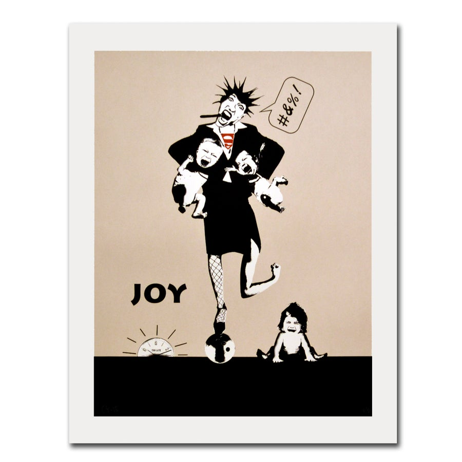 Image of JOY - Tidzklemma (beige)
