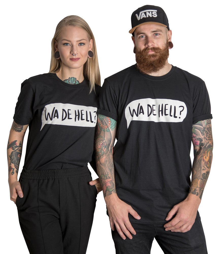 Image of Wa De Hell?