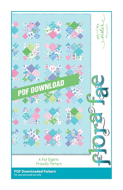 Image of Flora Fae PDF pttern