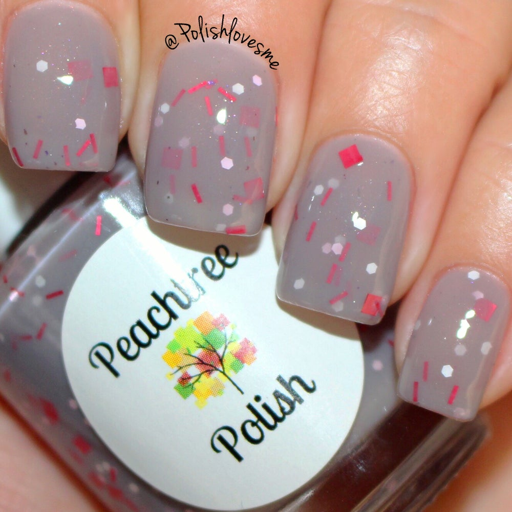 Image of Argyle Sweater Nail Polish