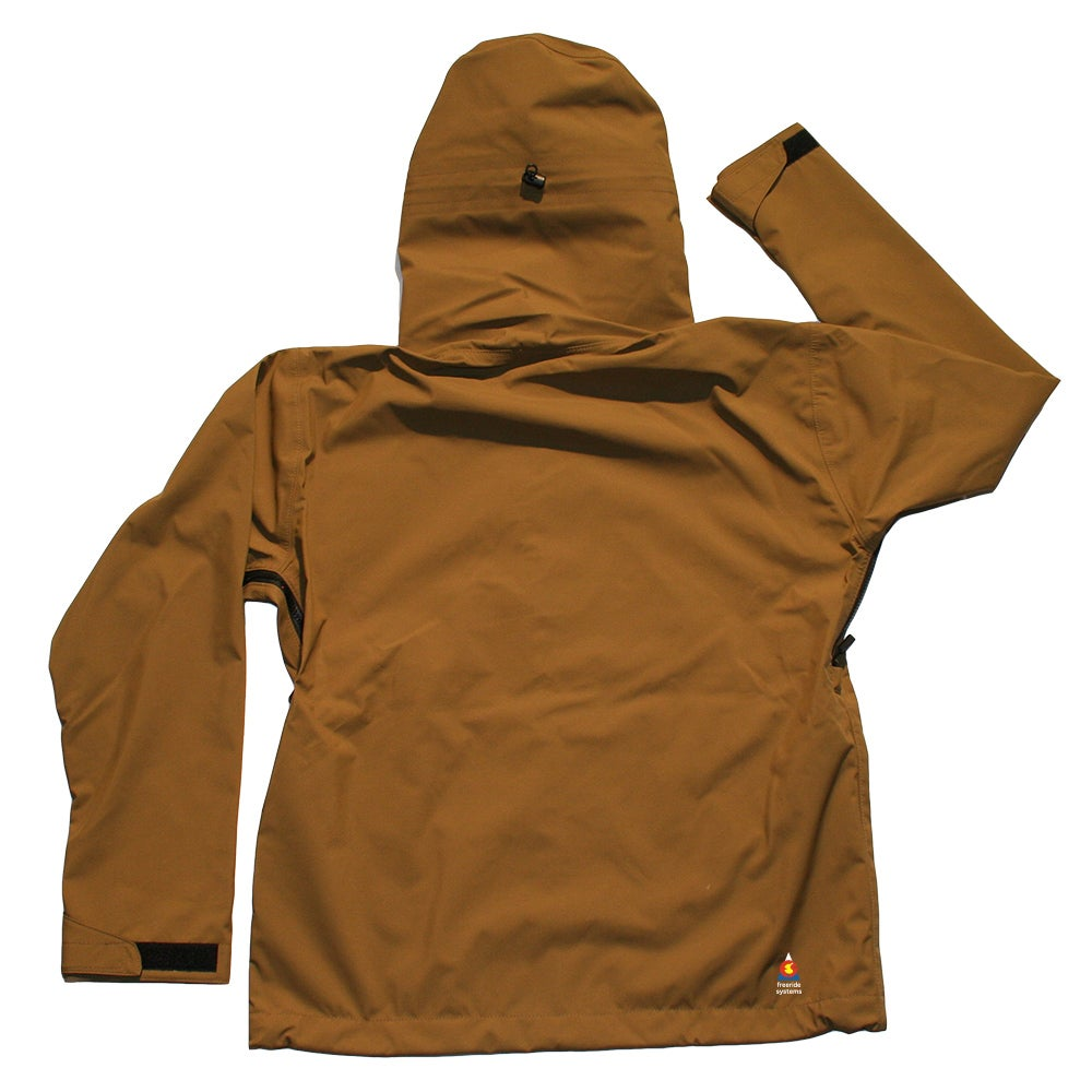 Image of Antero II Plus Plus Hardshell Gore-tex Jacket Camel Tan
