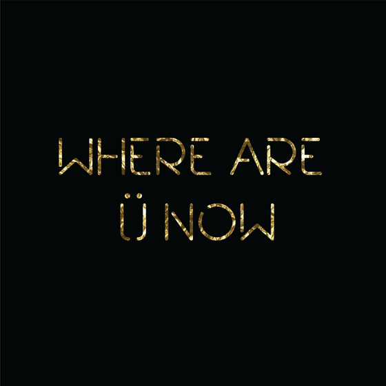 Image of Justin Bieber/Skrillex - Where Are U Now Drum Notation
