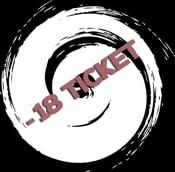 Image of -18 WEEKEND TICKET Brainstorm Festival 2021