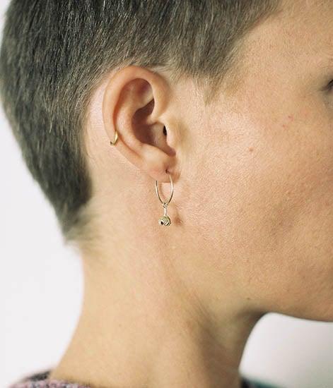 Image of Manuka Bud Earrings