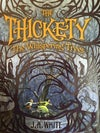 The Whispering Trees (The Thickety #2) by J.A. White