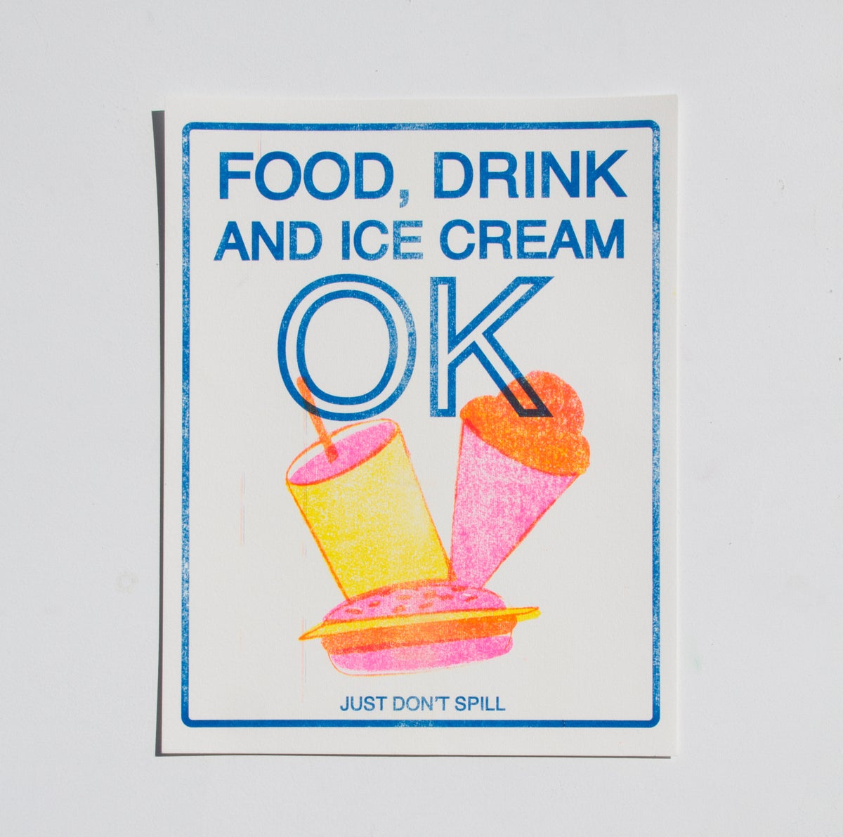 Image of Food, Drink and Ice Cream OK