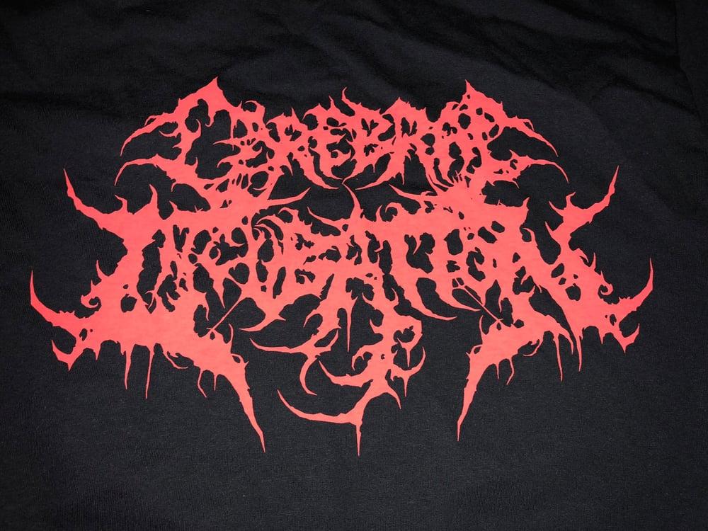 CEREBRAL INCUBATION - Logo T-Shirt