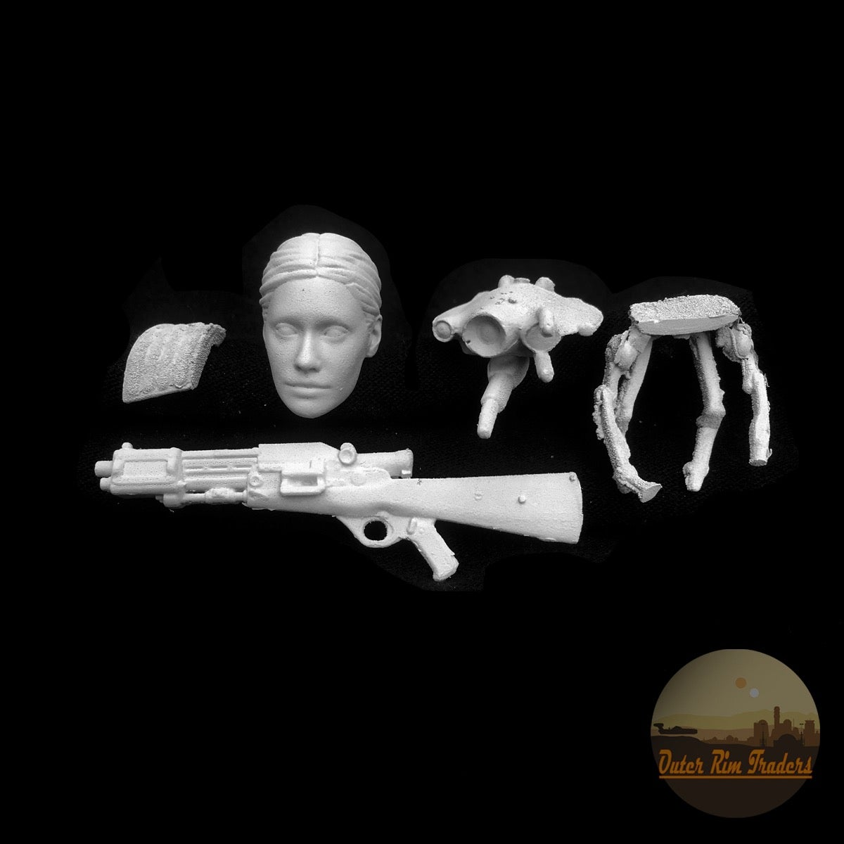 Image of Female Battlefield Hero Kit