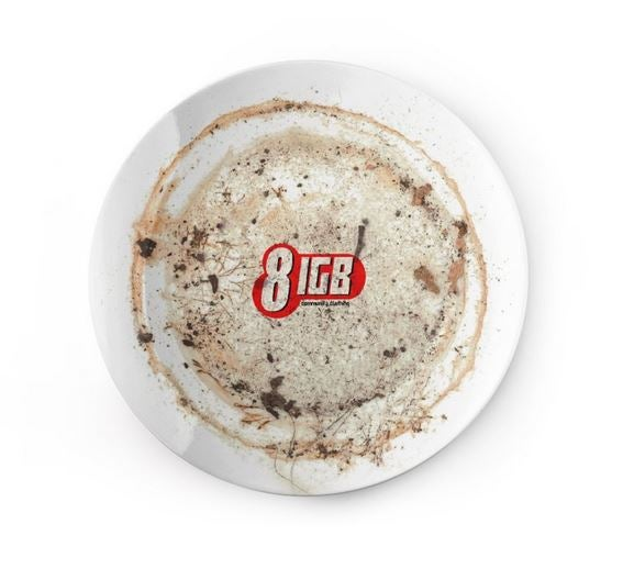 8igb's shitty plate  (Achiette)