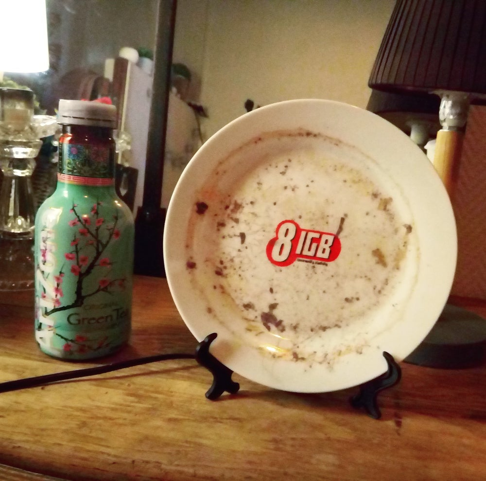 Image of 8igb's shitty plate  (Achiette)